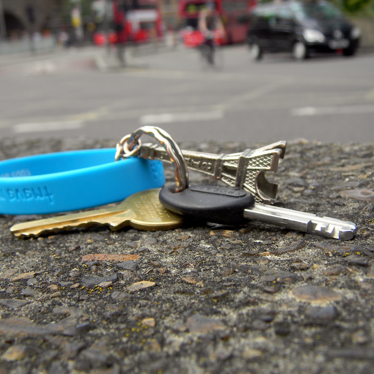 Cheltenham car keys